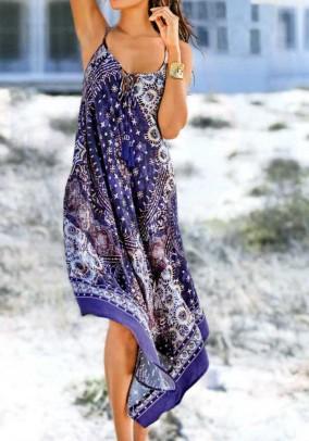 Stilinga paplūdimio suknelė