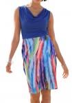 Pastelinė vasariška suknelė
