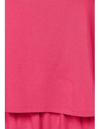 BENCH rožinis kombinezonas