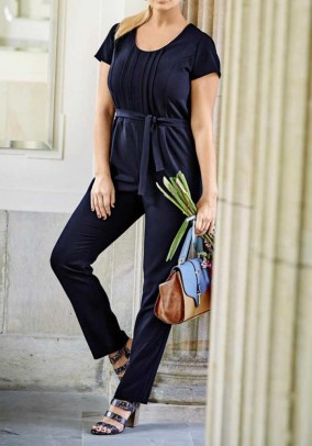 Jumpsuit, navy