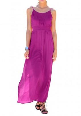 """Ilga vasarinė suknelė """"Fuchsia"""""""