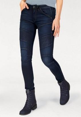 Women's jeans, dark blue, 30inch