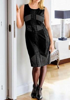 Originali juoda suknelė