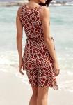 Marga lininė suknelė