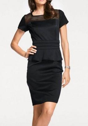 """Klasikinė juoda suknelė """"Dora"""""""