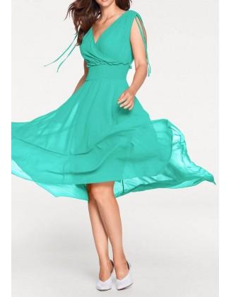 """Turkio spalvos suknelė """"Donna"""""""