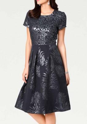 Puošni elegantiška suknelė. Liko 36 dydis