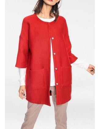 """Raudonas paltukas """"Rost"""""""