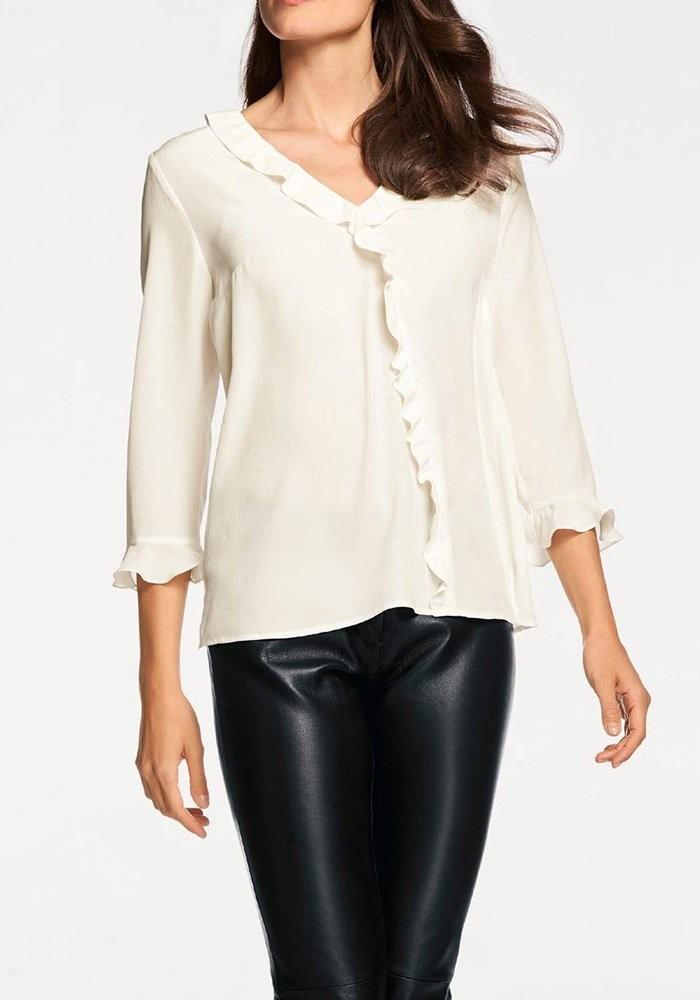 855c49a945d96 Silk blouse