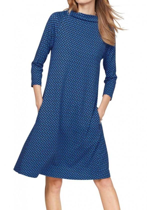 Mėlyna DANIEL HECHTER suknelė