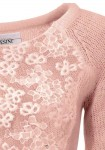 """Megztinis su nėriniais """"Lace"""""""