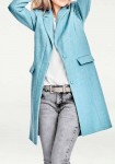 "Mėlynas paltas su vilna ""Neo"". Liko 36 dydis"