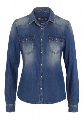 LTB džinsiniai marškiniai