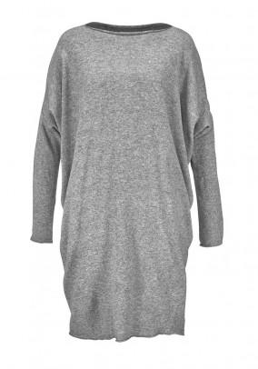 STEFANEL pilka vilnonė suknelė