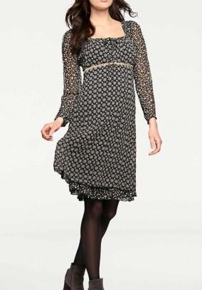 """Romantiška ruda suknelė """"Vintage"""""""