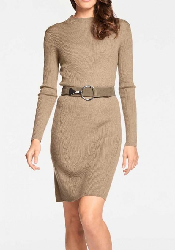 Merino vilnos suknelė. Liko 38 dydis