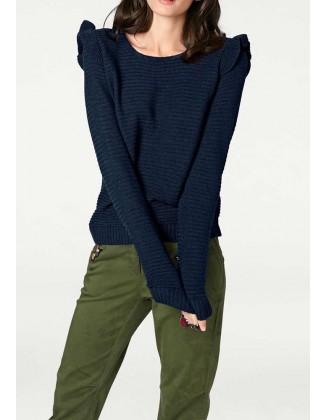 "Mėlynas megztinis ""Dina"""