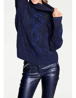 "Mėlynas megztinis ""Turtle"""