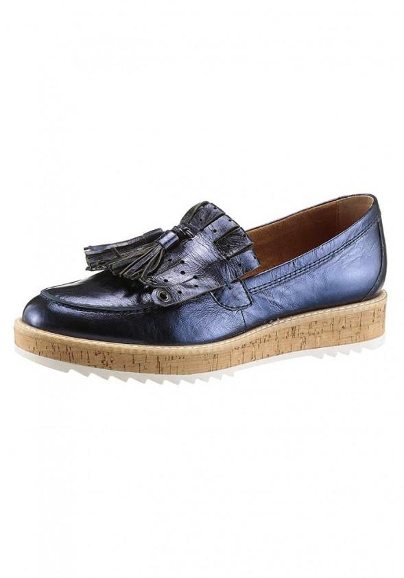Mėlyni TAMARIS bateliai