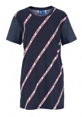 Shirt dress, navy