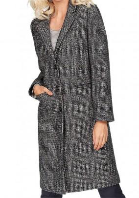 Pilkas CORLEY paltas
