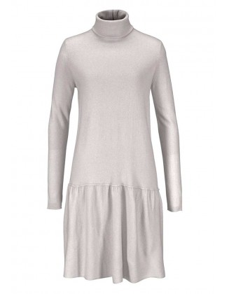 Pilka vilnonė STEFANEL suknelė