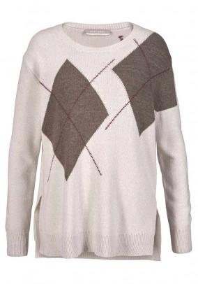 Rudas STEFANEL vilnos megztinis