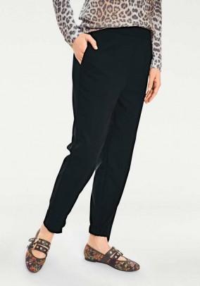 Trousers, black