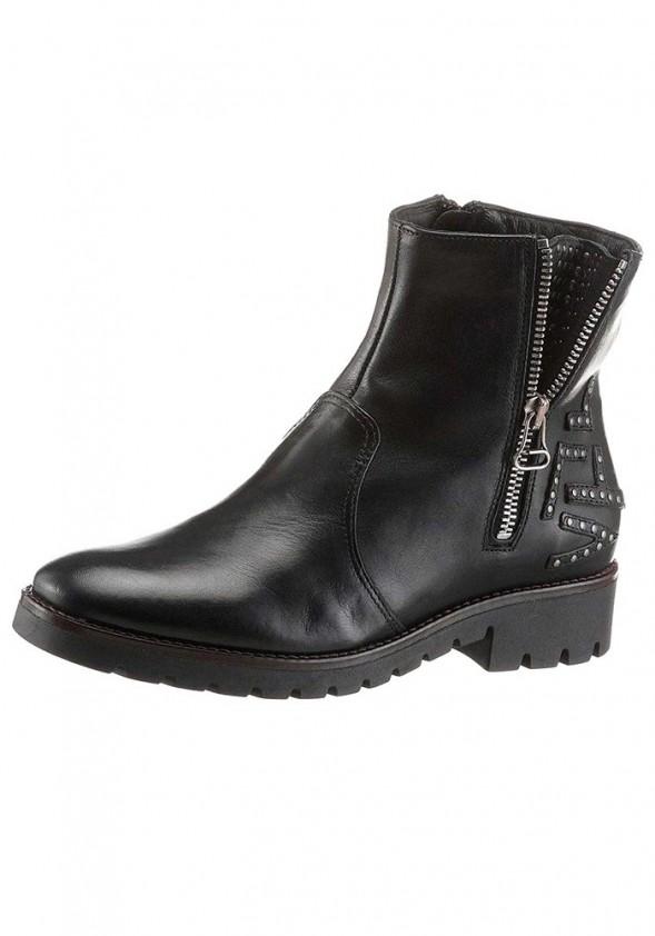 Juodi auliniai batai