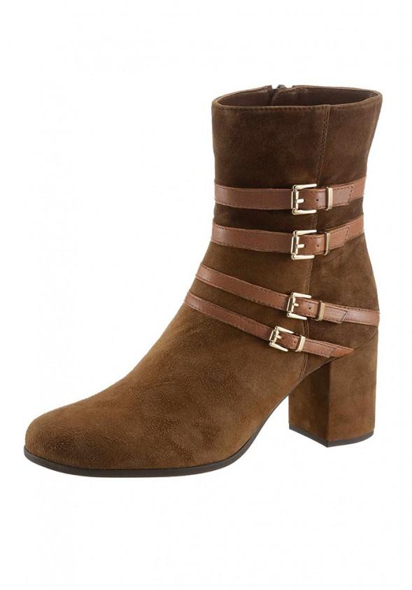 Verstos odos rudi batai