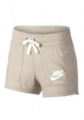 Women's shorts, beige
