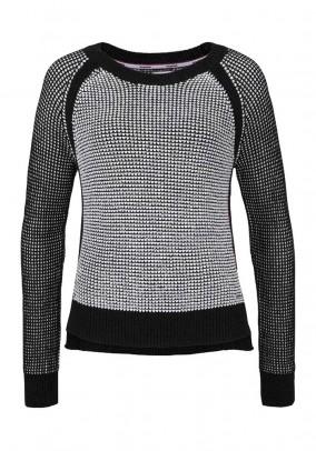 KangaROOS juodas megztinis