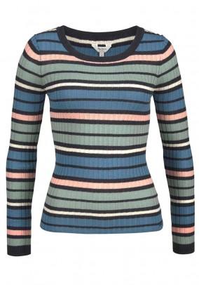 PEPE JEANS dryžuotas megztinis