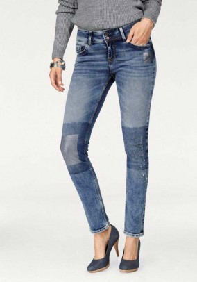 Women's jeans, blue used, 30inch