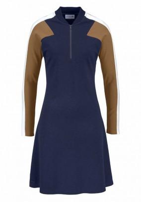 LACOSTE mėlyna suknelė