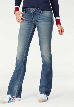 Women's jeans, bronx-blue, 32inch