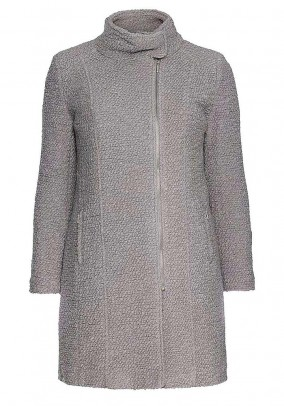 Coat, light grey