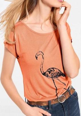 Oranžiniai marškinėliai