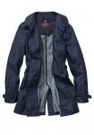 Danwear džinsinis paltas