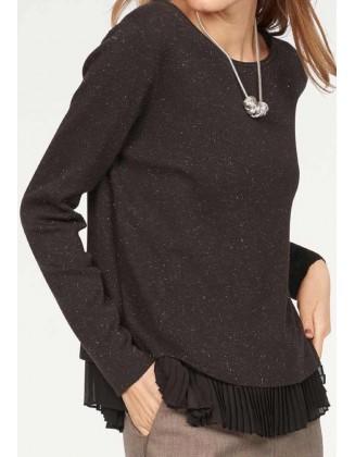 Rudas BASLER megztinis