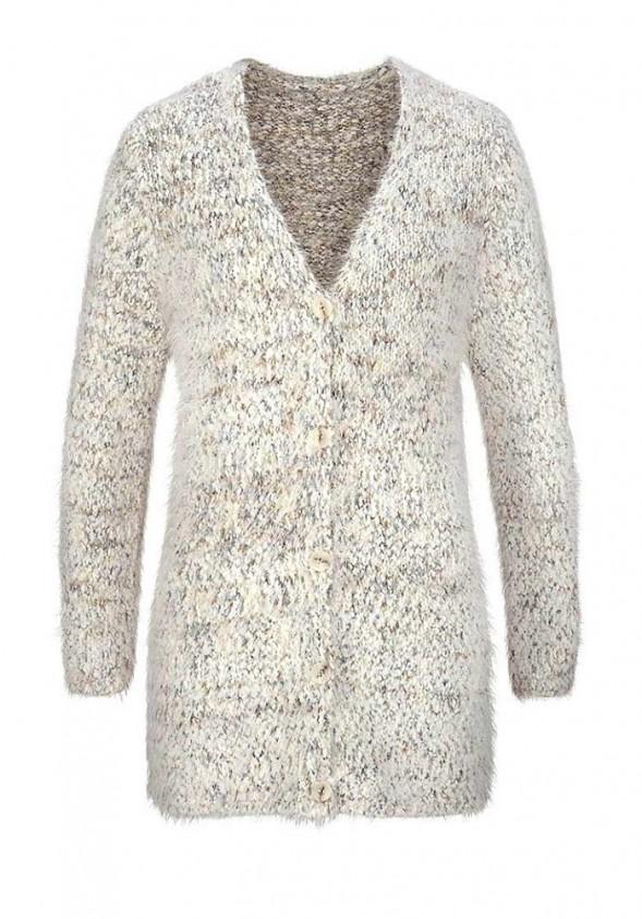 Minkštas CORLEY megztinis