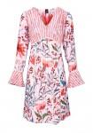 Išverčiama dvipusė suknelė