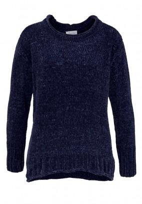 "Mėlynas megztinis ""Marine"""