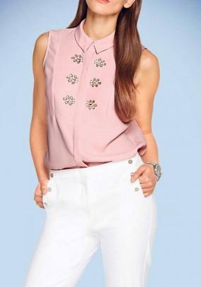 """Marškiniai trumpomis rankovėmis """"Rose"""""""