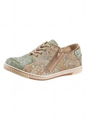 Sneaker, kiwi-beige