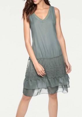 Vasariška chaki suknelė