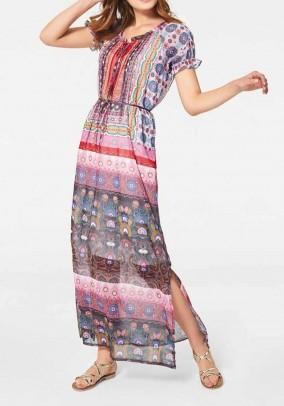 "Marga ilga suknelė ""Summer"""