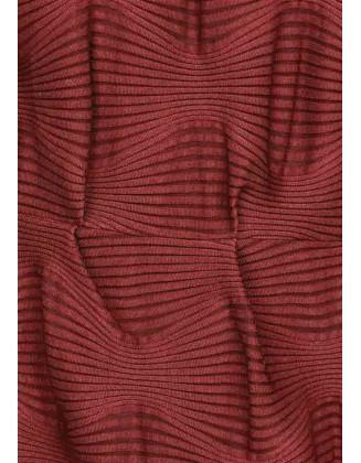 Tamsiai raudona Zizzi suknelė