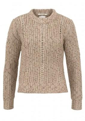 SCOTCH & SODA rudas vilnos megztinis
