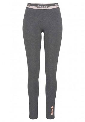 Brand leggings, gray melange